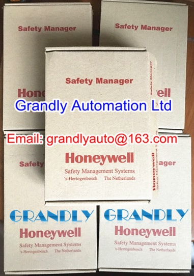 Honeywell Safety Manager FCS
